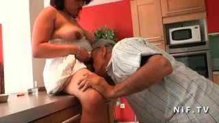 French Old Man Papy Voyeur Doing A Young Asian Nurse Reallifecam
